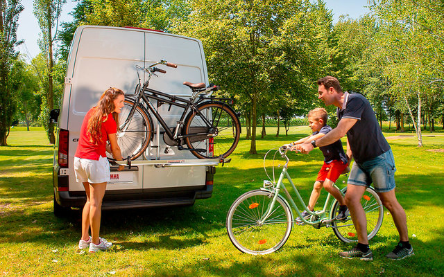 Fiamma Carry Bike Fahrradträger VW Crafter ab 2016