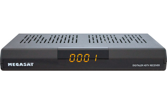 Megasat Digitaler HDTV Receiver HD 450 Combo