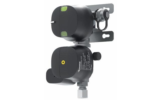Truma DuoControl CS vertikal Gasdruckregler