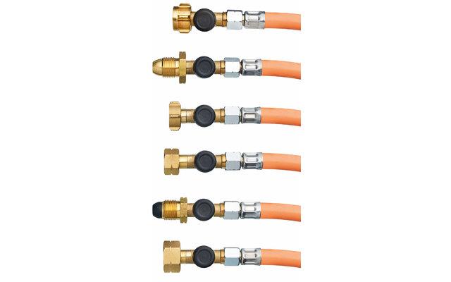 Truma Hochdruckschlauch 45 cm / G. 1 mit Schlauchbruchsicherung für I; CY; GR; TR