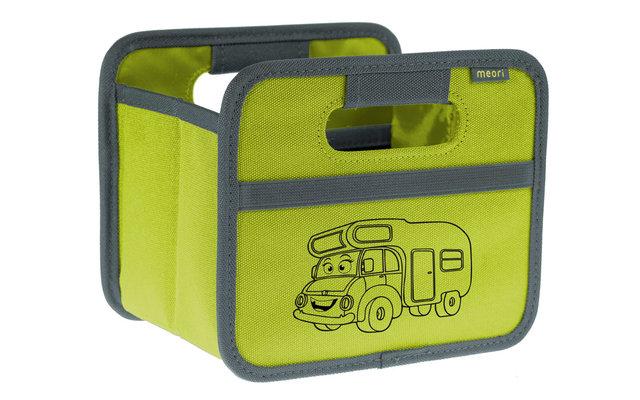 Meori Faltbox Mini Travel Trailer Grün 1,8 Liter