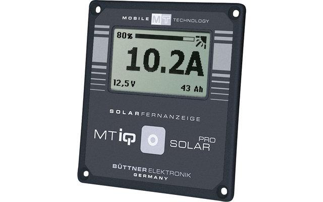 Büttner Solarfernanzeige MT IQ Solar Pro