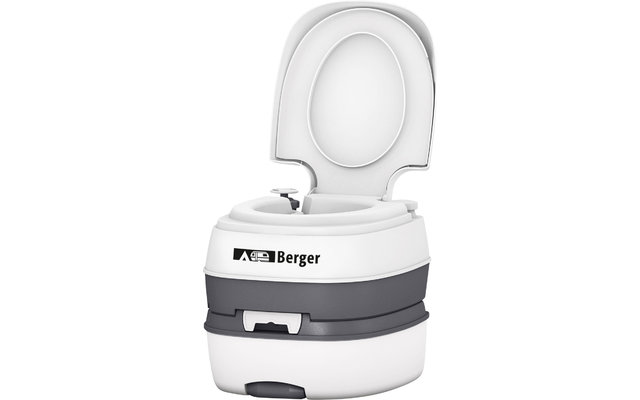 Berger Mobil WC Deluxe Campingtoilette