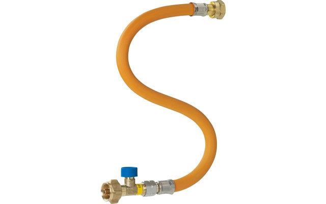 GOK Hochdruckgasschlauch 45 cm / G. 12 mit Schlauchbruchsicherung für DE; A