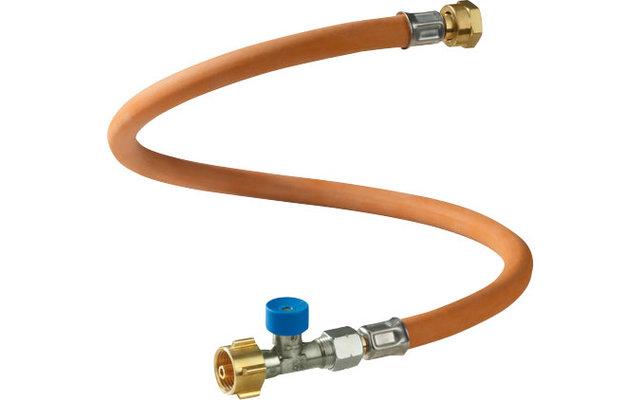GOK Hochdruckgasschlauch 75 cm / G. 12 mit Schlauchbruchsicherung  für DE; A