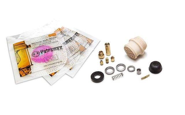 Petromax HK500 Verschleißteil-Set inkl. Zweiloch-Glühstrümpfen 17-tlg.