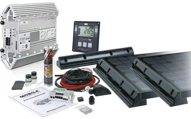 Büttner Solarset PowerPack Classic Power Plus II 320 W
