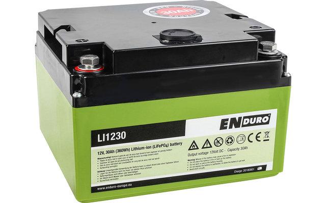 Enduro Lithium-Ionen Batterie LI1230 30 Ah