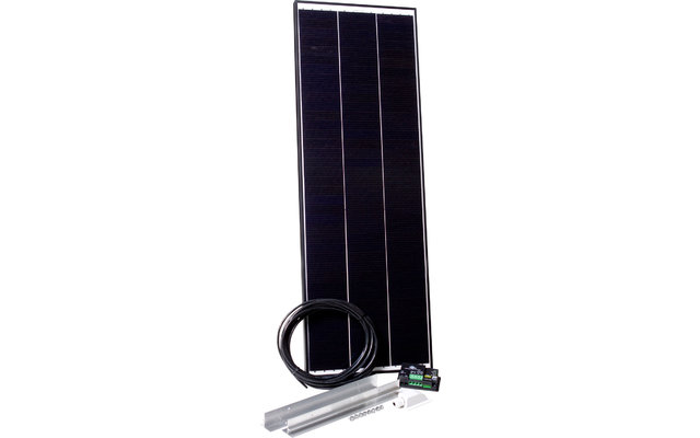 Berger Solar-Komplettanlage SolarSet Exclusiv 100W