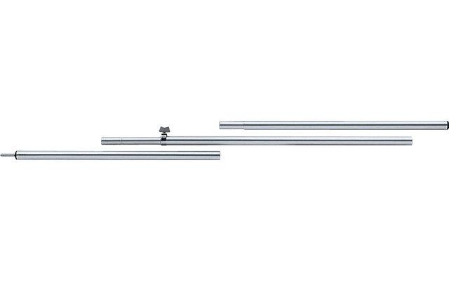 Berger Aufstellstäbe Teleskopierbar Stahl