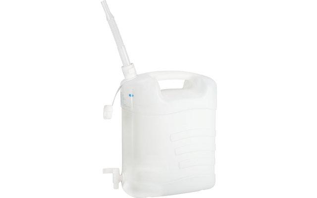 Pressol Wasserkanister weiß Auslaufhahn 15l