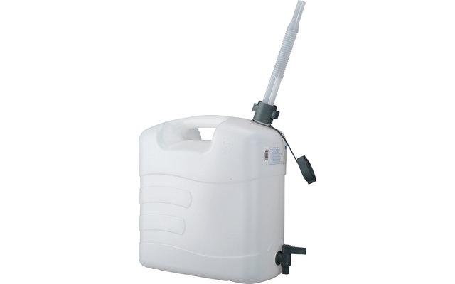 Pressol Wasserkanister weiß Auslaufhahn 20l