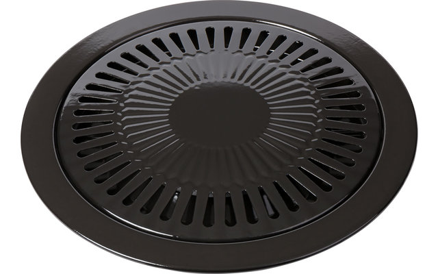 Imex Grillplatte für Tischkocher