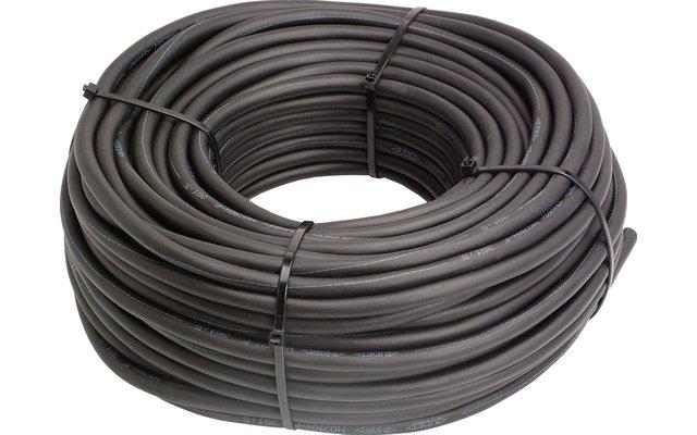Gummischlauchleitung Schwarz 5 m