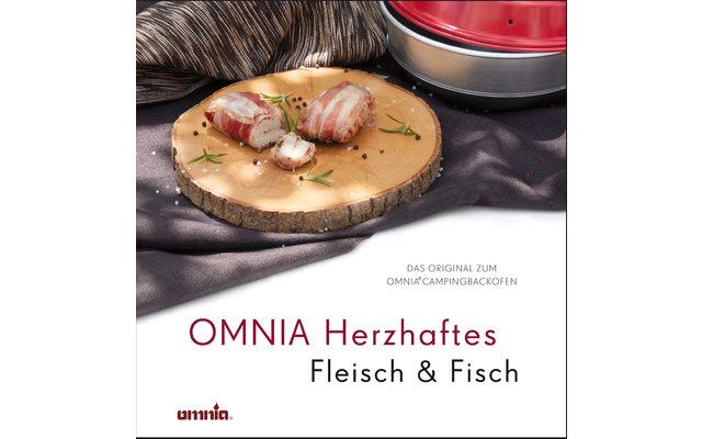 Omnia Kochbuch Herzhaftes - Fleisch & Fisch