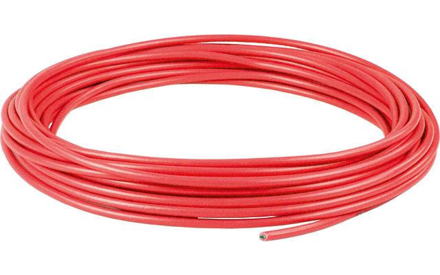 Flexible PVC-Aderleitung Rot 2,5 mm² Länge 5 m