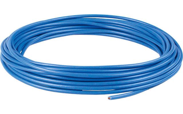 Flexible PVC-Aderleitung Blau 6 mm² Länge 5 m