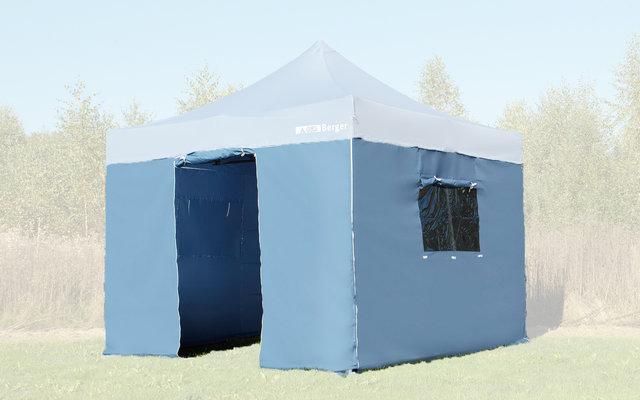 Berger Seitenwand 4er Set für Faltpavillon 2x2 m