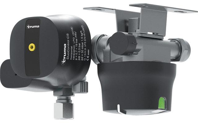 Truma DuoControl CS horizontal Gasdruckregler