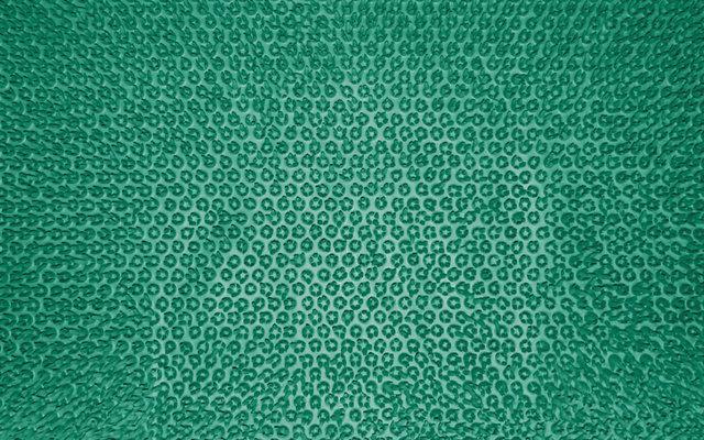 Arisol Fußabstreifer Matte Strike grün