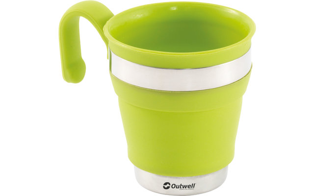 Outwell Faltbare Tasse Lime Green
