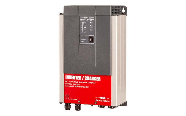 Powersine Combi Set 1600-12-60 Universal Control Wechselrichter  1300 W Dauerleistung