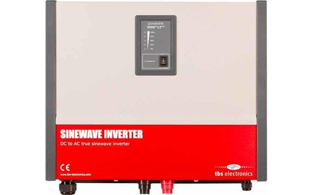 tbs electronis Powersine 300-12 Wechselrichter mit RemoteControl 250 Watt