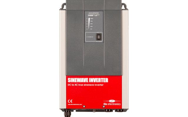 tbs electronis Powersine PS100-12 Wechselrichter mit RemoteControl 75 Watt