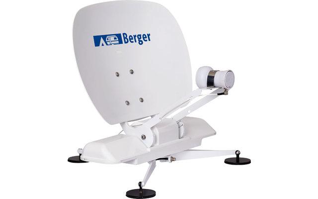 Berger Pathfinder faltbare vollautomatische Sat-Anlage