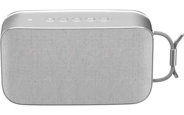 TechniSat Bluspeaker TWS XL Bluetoothlautsprecher grau