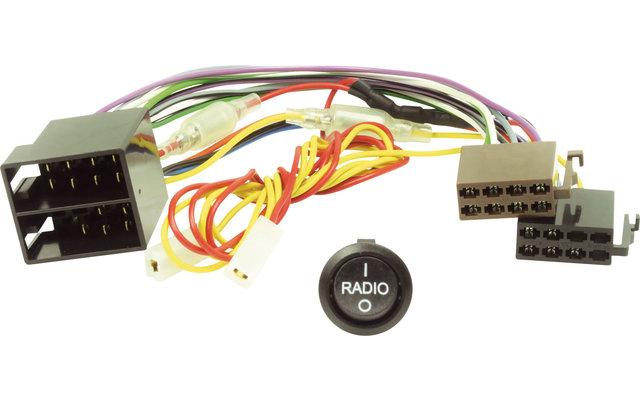 Caratec Connect CI200A Stromadapter Radio Powerschalter