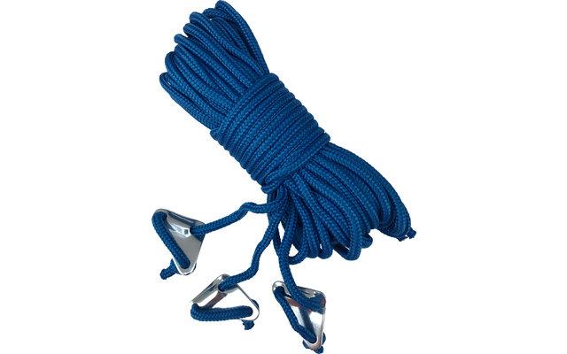 Bent Abspannleinen 3er Set Light Blue