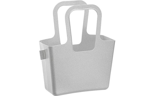 Koziol Taschelino - umweltfreundliche Mehrweg-Tasche organic grey