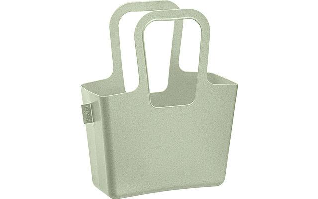 Koziol umweltfreundliche Mehrweg-Tasche XL organic green