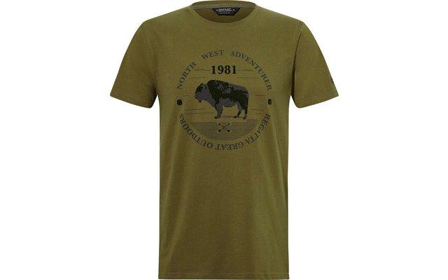 Regatta Herren T-Shirt Cline IV