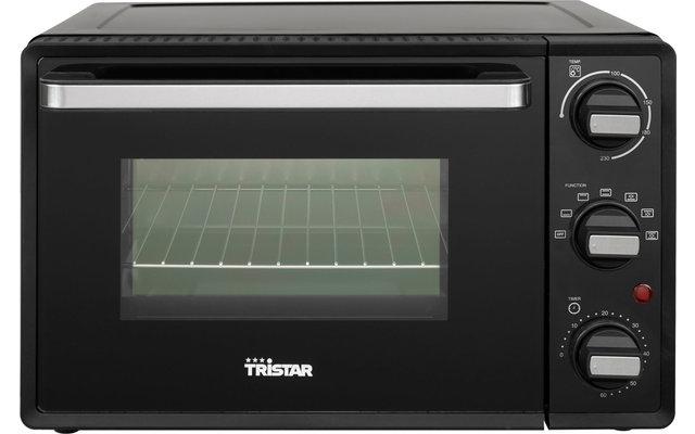 Tristar Minibackofen 19 Liter schwarz