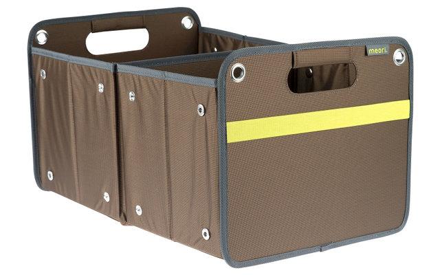 Meori Faltbox Outdoor Earth Brown Solid