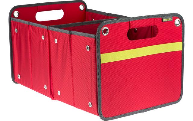 Meori Faltbox Outdoor Bahia Red Solid