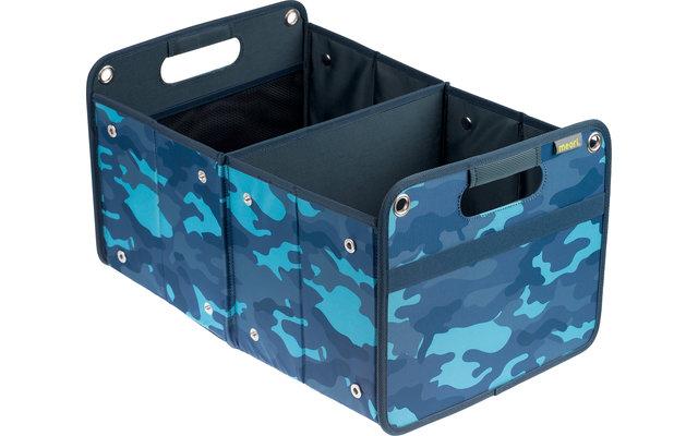 Meori Faltbox Outdoor Camo Blue