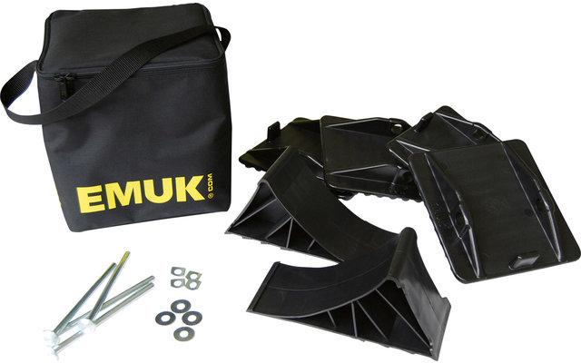 Emuk Stützplatten Radkeil Set Typ 100