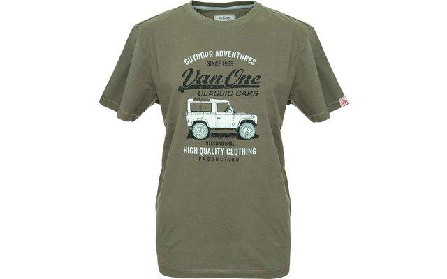 Van One Classic Cars Herren Shirt Landy