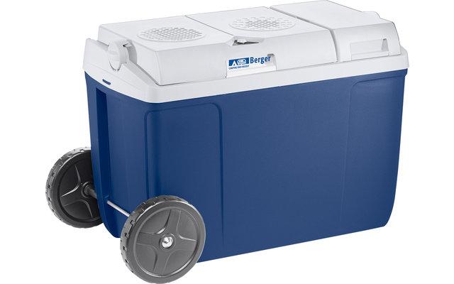 Berger AC/DC Elektrokühlbox 37 Liter