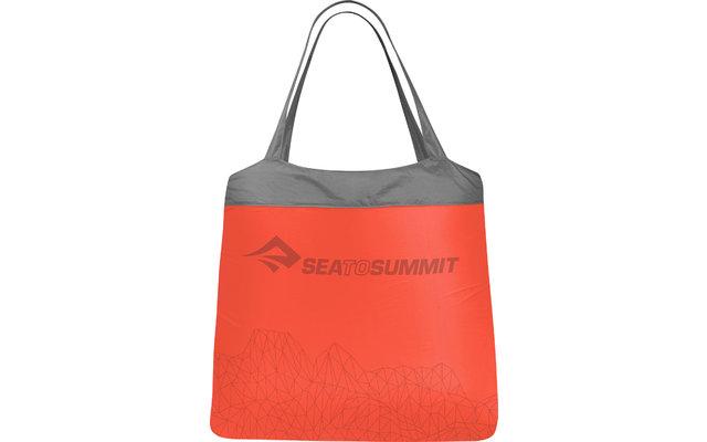 SeaToSummit Ultra-Sil Nano Einkaufstasche Rot