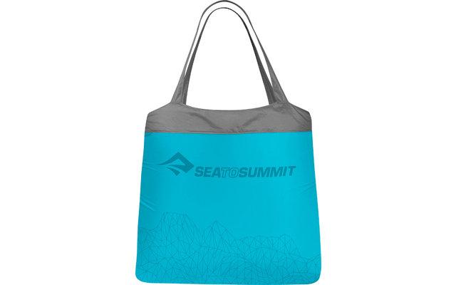 SeaToSummit Ultra-Sil Nano Einkaufstasche Pacific Blue