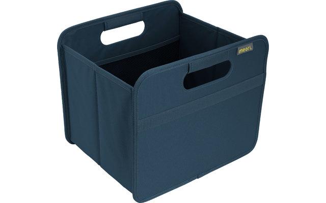 Meori Faltbox Classic Marineblau Uni Small 15 Liter