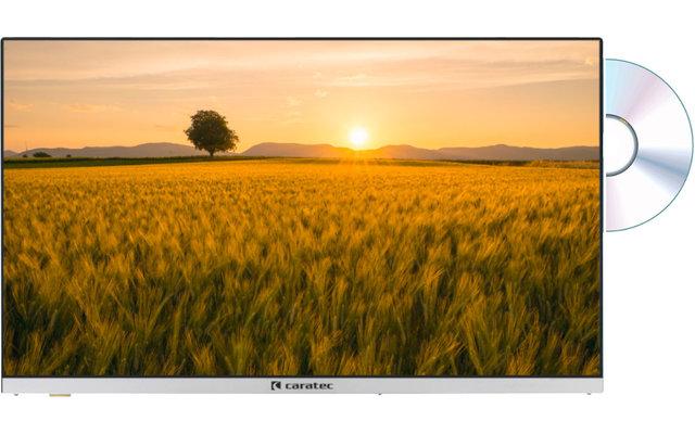 "Caratec Vision CAV220X-DB 22"" LED Fernseher mit DVD-Player & Bluetooth"