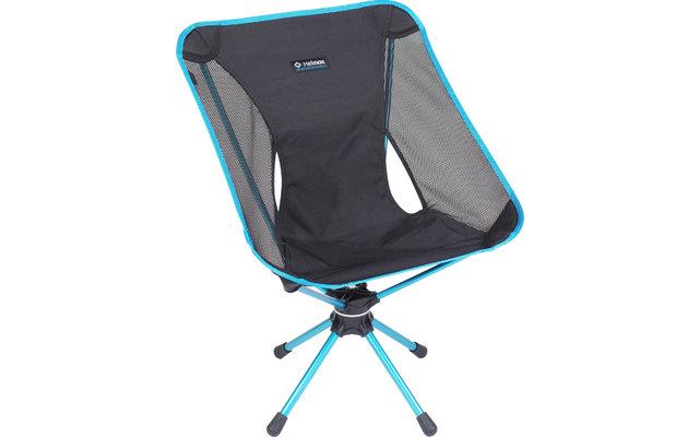 Helinox Swivel Chair Black Campingstuhl