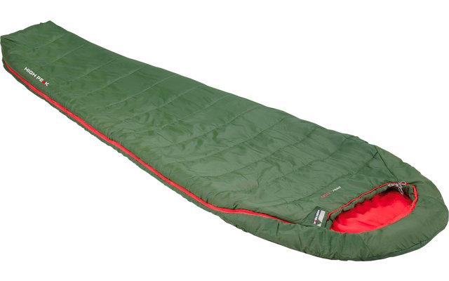 High Peak Pak 1000 Schlafsack pesto-rot