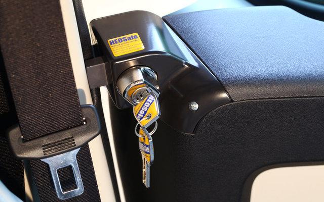 HEOSystem Set mit 3 Zusatzschlösser für Fiat Ducato 250 / 290 Gleichschließend