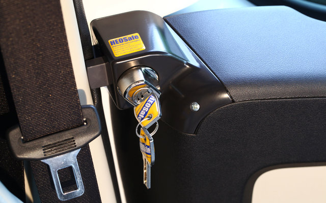 HEOSystem Set mit Door Frame Lock für Fiat Ducato 250 / 290 Gleichschließend